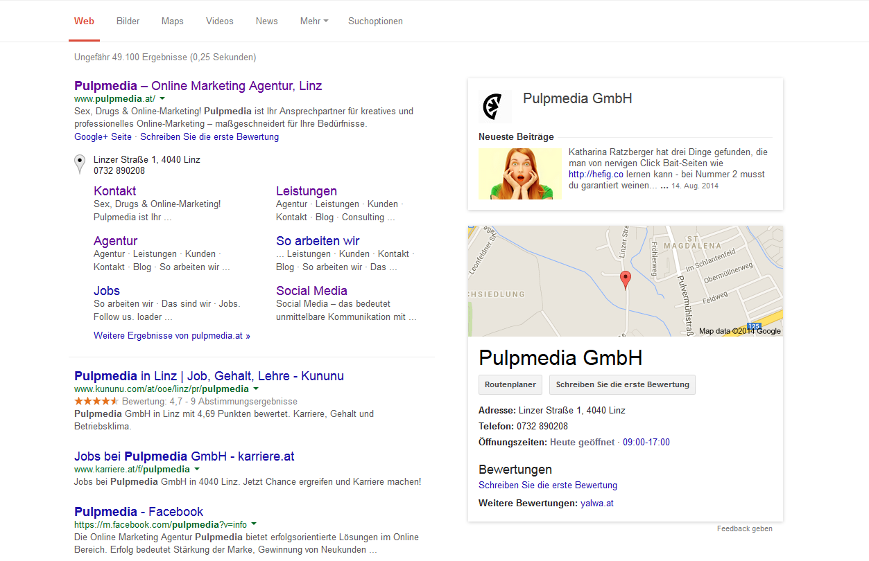 Local SEO Pulpmedia